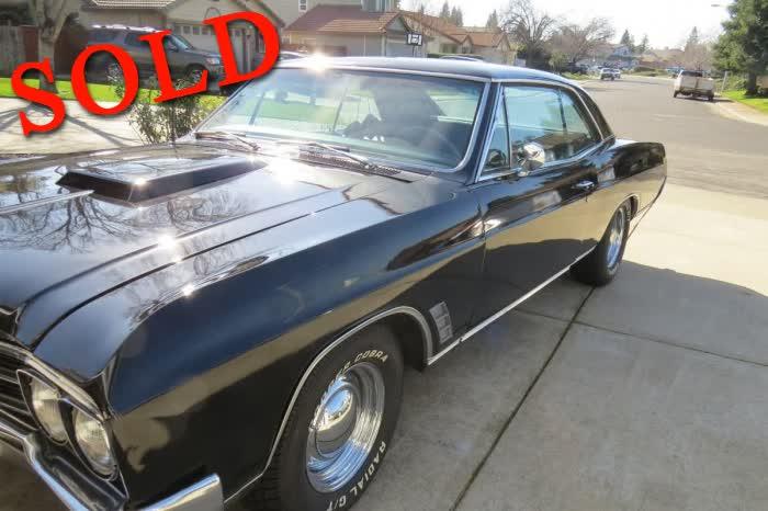 1966 Buick Skylark 'One of a Kind' <font color=red>*SOLD*</font color>