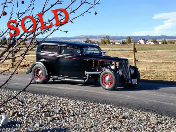1934 Ford Sedan Street Rod