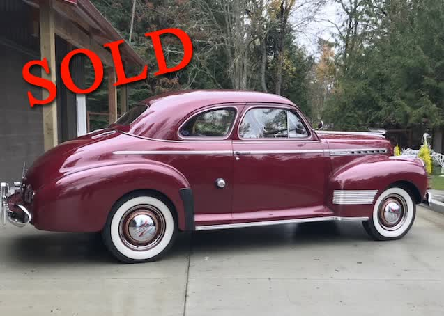 1941 Chevrolet Special Deluxe Business Coupe <font color=red>*SOLD*</font color>