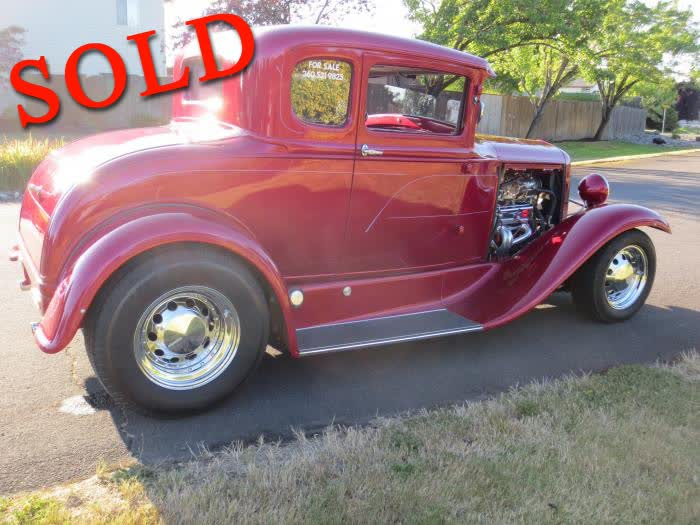 1930 Ford Model A Street Rod <font color=red>*SOLD*</font color>