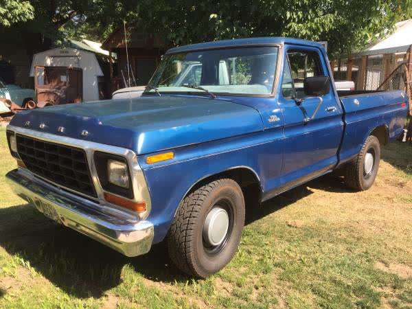 Classified ads classic trucks for sale 1979 ford f100 short 1979 ford f100 short bed 2wd br92k original miles no rust clean publicscrutiny Gallery