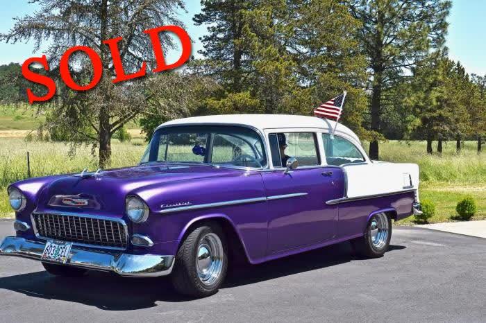 1955 Chevrolet Del Ray 2 Door Post <font color=red>*SOLD*</font color>