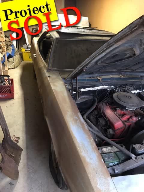 1967 Chevrolet Camaro R/S Survivor <font color=red>*SOLD*</font color>