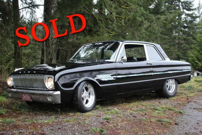 1962 1/2 Ford Falcon Futura <font color=red>*SOLD*</font color>