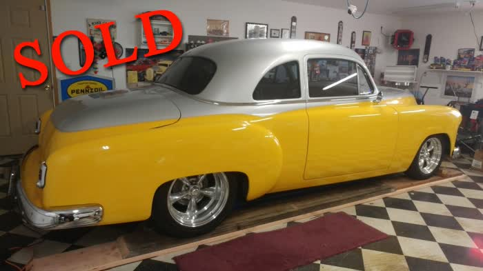 1952 Chevrolet Coupe <font color=red>*SOLD*</font color>