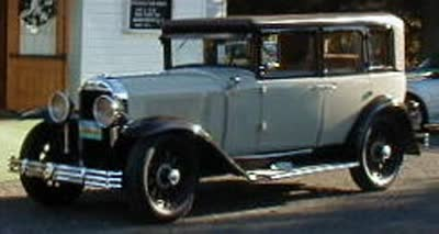 1929 Buick 121 Series
