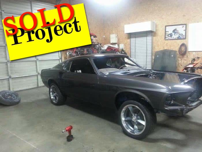 1969 Ford Mustang Mach1 Fastback H Code <font color=red>*SOLD*</font color>