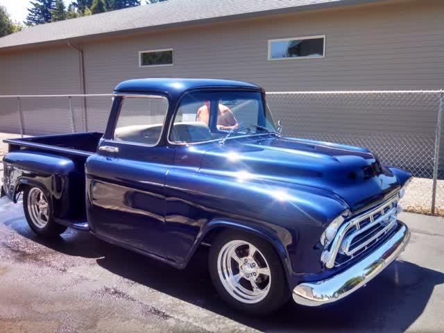1957 Chevrolet 3100 PU Big Back Window