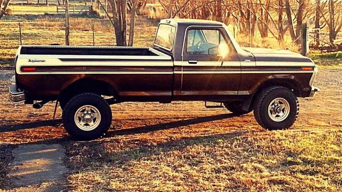 1977 Ford F250 Highboy