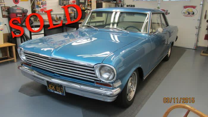 1963 Chevrolet Chevy II Hardtop