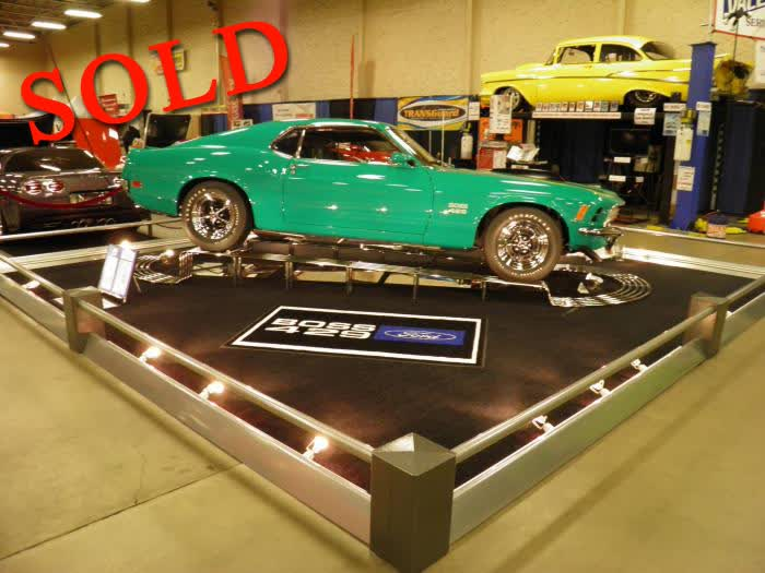 CAR SHOW DISPLAY - Award Winning Display