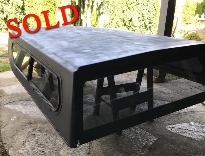 Used - El Camino Canopy <font color=red>*SOLD*</font color>