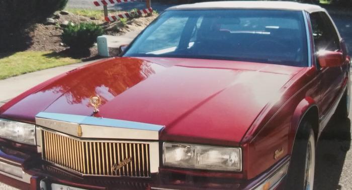 1989 Cadillac El Dorado