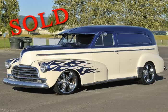 1946 Chevrolet Sedan Delivery <font color=red>*SOLD*</font color>