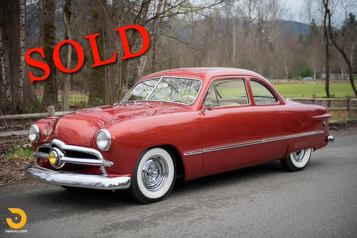 1949 Ford Custom Club Coupe <font color=red>*SOLD*</font color>