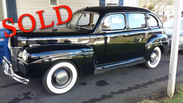 1941 Ford <font color=red>*SOLD*</font color>