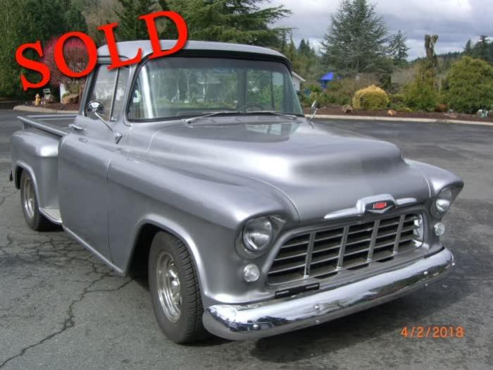1956 Chevrolet 3100 Show Truck