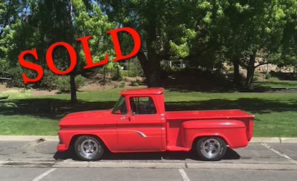 1960 Chevrolet Short Wide Pickup <font color=red>*SOLD*</font color>