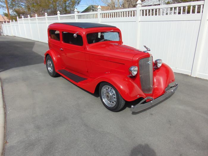 1934 Chevrolet Tudor Master Sedan