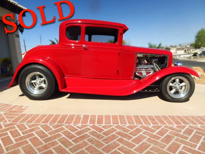 1930 Ford Model A 5 Window Coupe <font color=red>*SOLD*</font color>