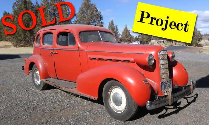 1936 Cadillac LaSalle Series 50