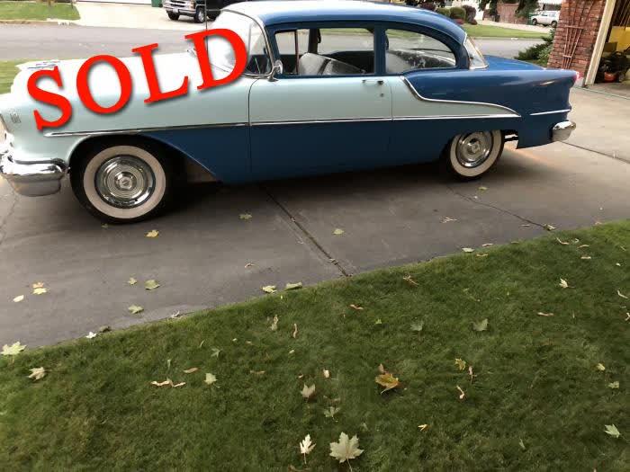 1955 Oldsmobile 88 - 28K Original Miles!