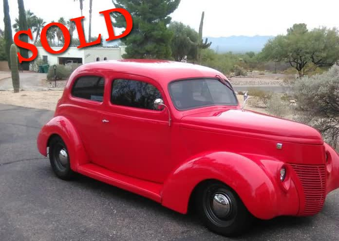 1938 Ford 2 Door Standard <font color=red>*SOLD*</font color>
