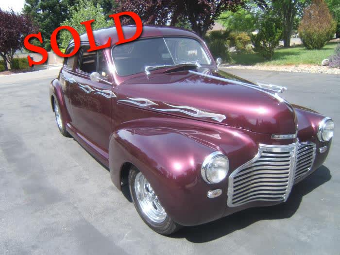 1941 Chevrolet Special Deluxe Coupe <font color=red>*SOLD*</font color>