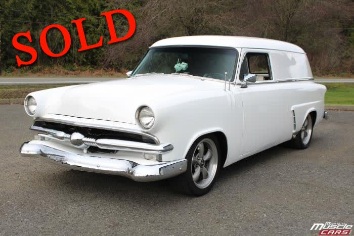1953 Ford Courier Panel Delivery Wagon <font color=red>*SOLD*</font color>