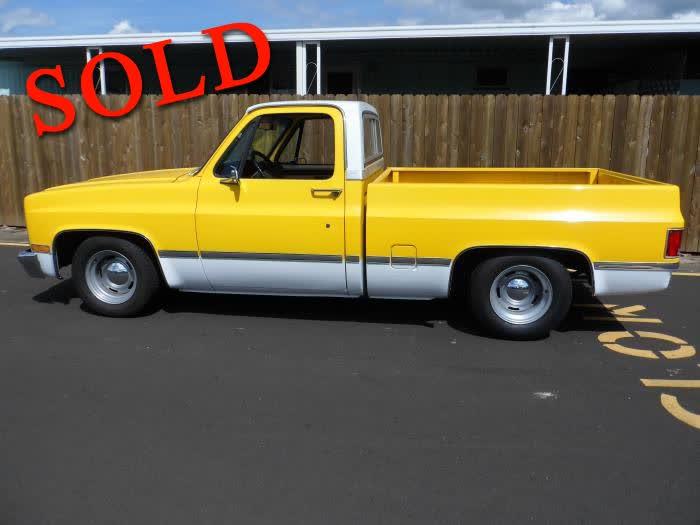 1981 Chevrolet 1/2 Ton Short Bed