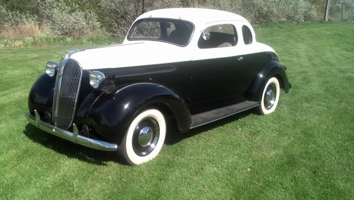 1937 Plymouth Coupe