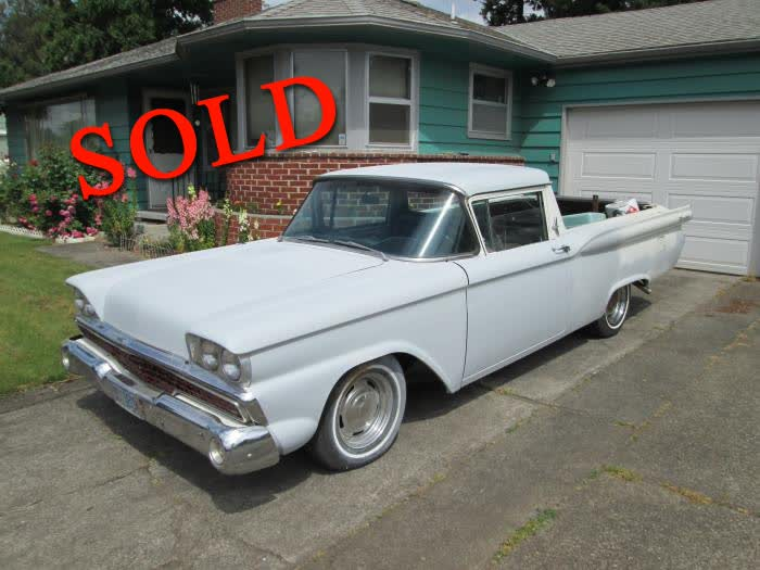 1959 Ford Ranchero <font color=red>*SOLD*</font color>
