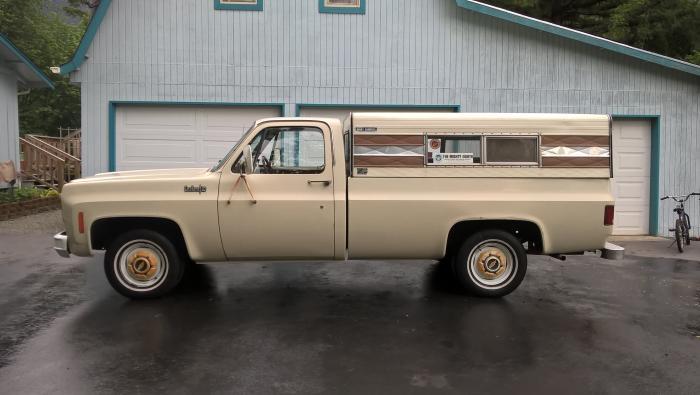 1974 Chevrolet Pickup Truck