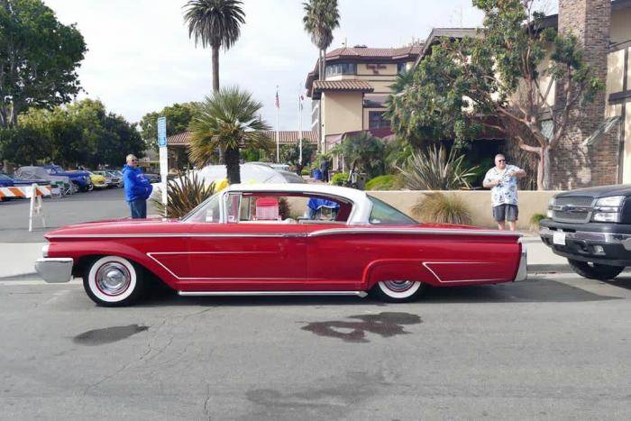 1960 Mercury Montclair 2 Door Hardtop Mild Custom