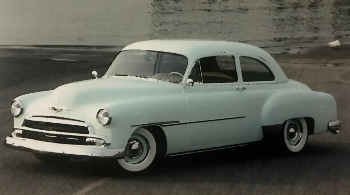 1951 Chevrolet 2-Door Sedan