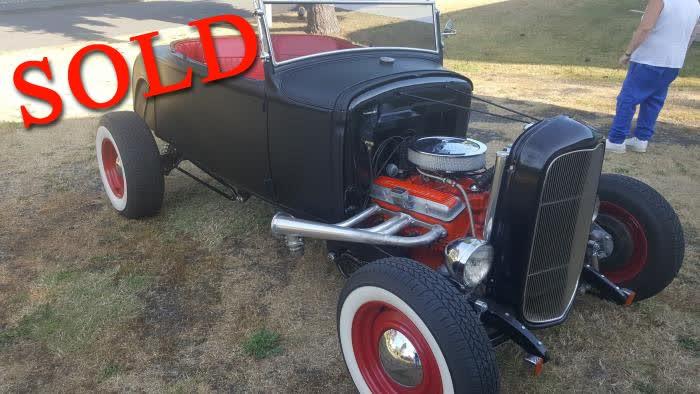 1931 Ford Model A Roadster <font color=red>*SOLD*</font color>