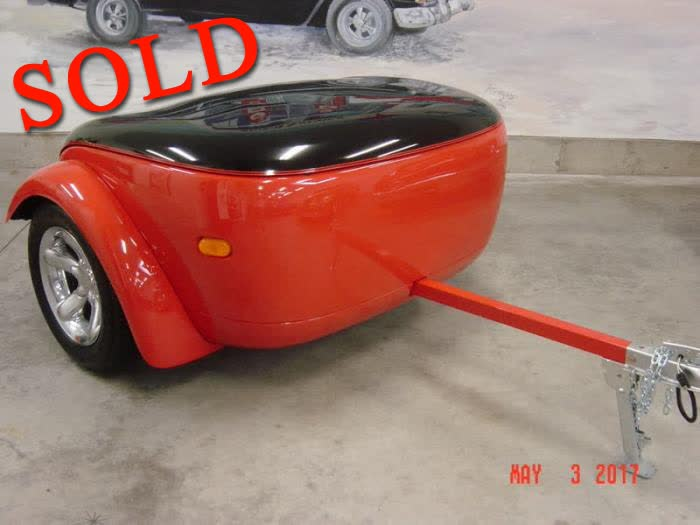 Plymouth Prowler Luggage Trailer <font color=red>*SOLD*</font color>