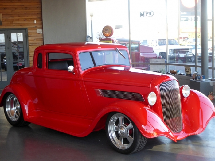 1933 Plymouth