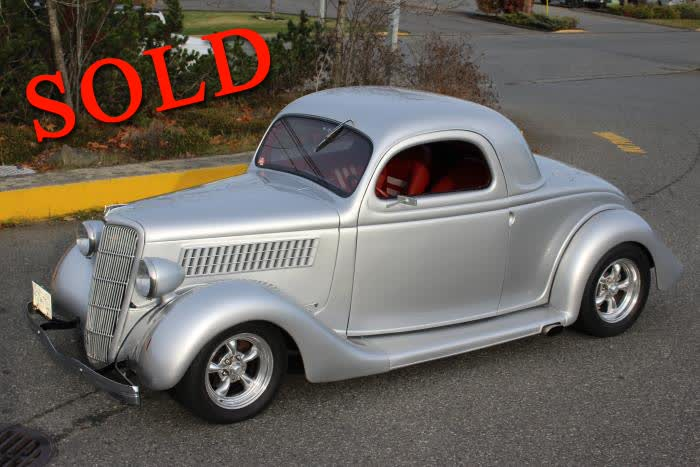 1935 Ford 3 Window Coupe <font color=red>*SOLD*</font color>