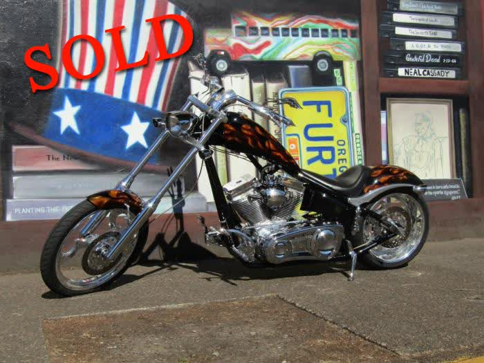 2005 Big Dog Chopper