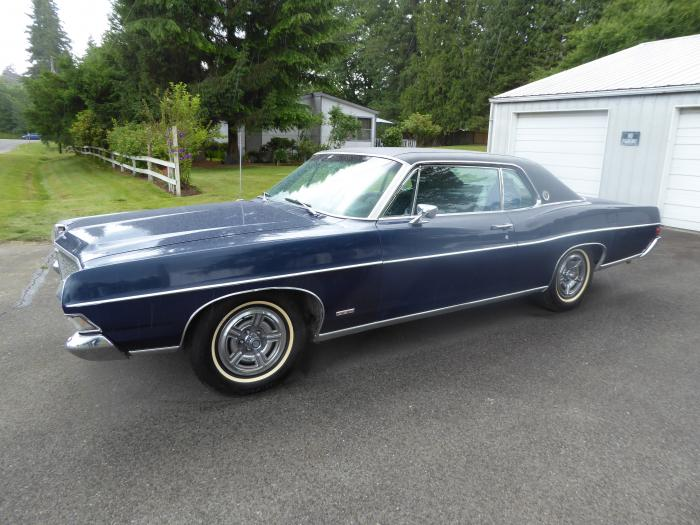 1968 Ford LTD Brougham Deluxe