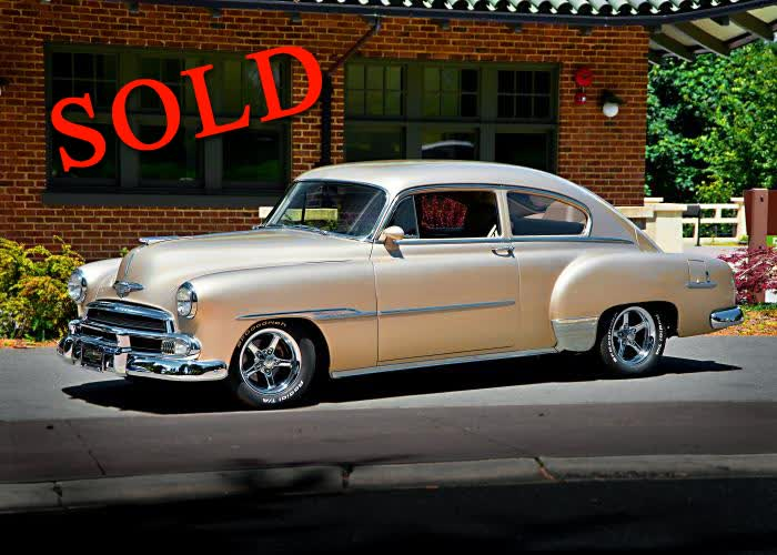 1951 Chevrolet Fleetline Restomod