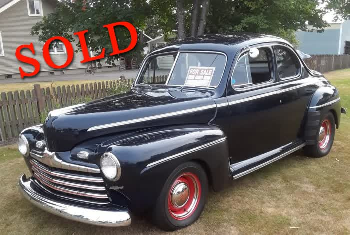 Classified Ads Classic Cars For Sale 1946 Ford Super Deluxe
