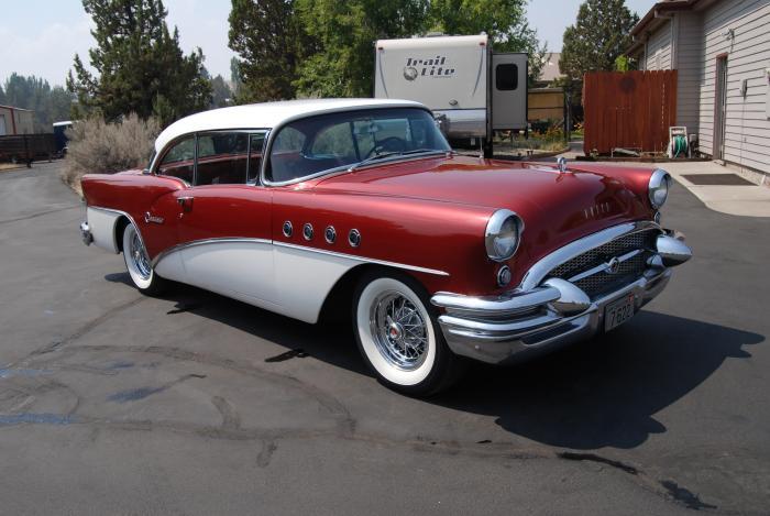 1955 Buick Century Riviera Hardtop NICE Solid Original Classic