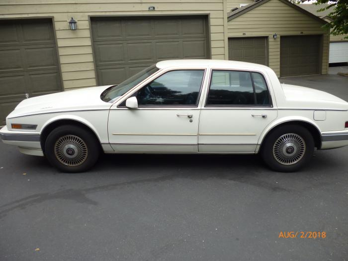 1989 Cadillac Seville
