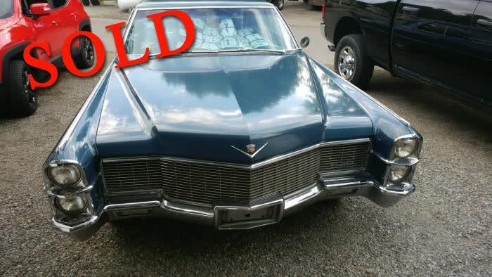 1965 Cadillac Calais Survivor <font color=red>*SOLD*</font color>
