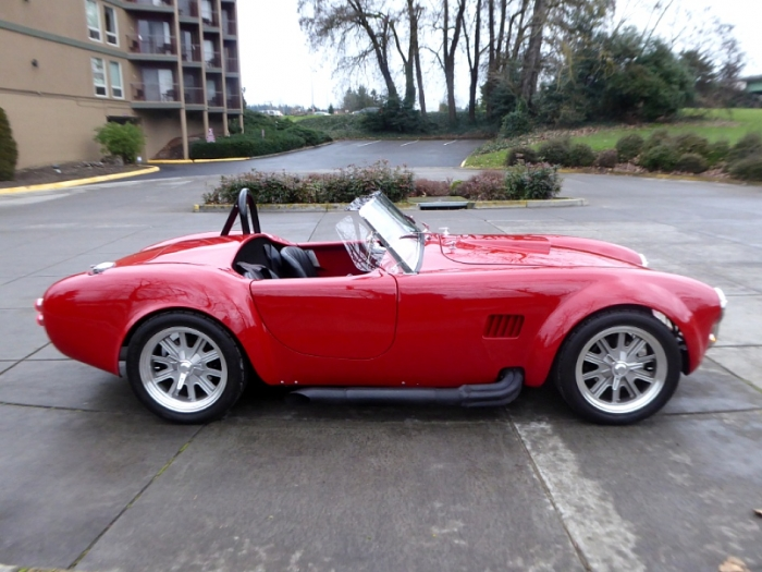 1965 Ford Shelby Cobra Factory Five