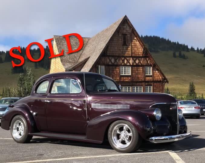 1939 Chevrolet Coupe <font color=red>*SOLD*</font color>