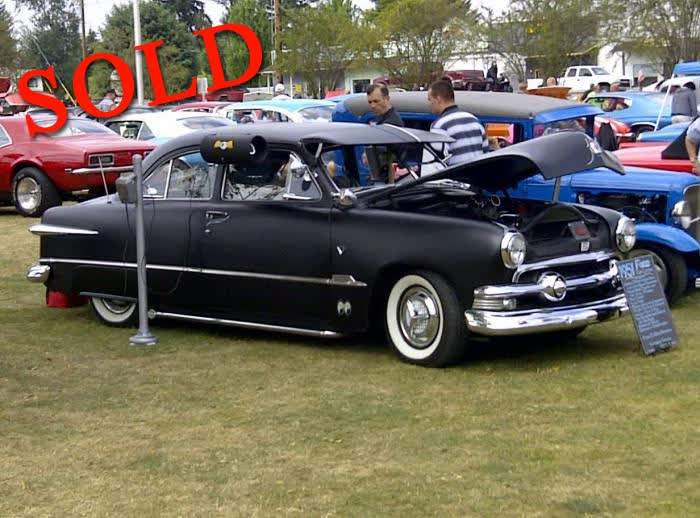 1951 Ford 2 Door Custom <font color=red>*SOLD*</font color>