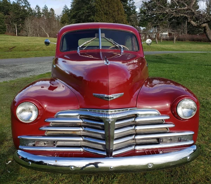 1948 Chevrolet Stylemaster 2 Door